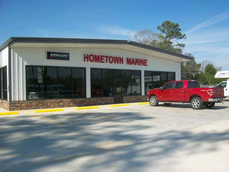 Hometown Tackle & Marine, 1694 Southview Circle, Center, Texas, 75935, United States